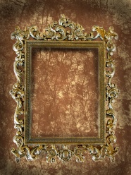 Vintage photo frame picture material download