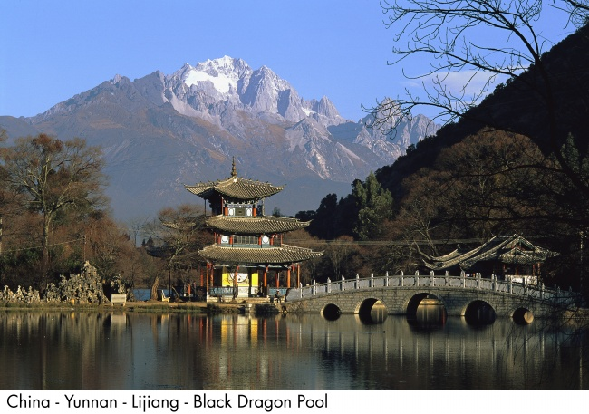 Yunnan Lijiang landscape pictures
