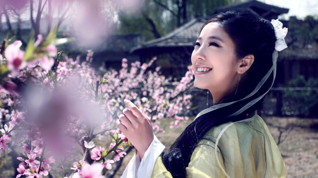 Zhao Yihuan costume picture download