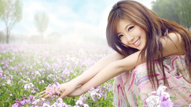 Zhao Yihuan desktop picture