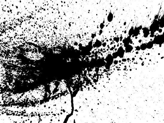 Ink Jet Effect Vector Background 02 For Free Download   Free Vector
