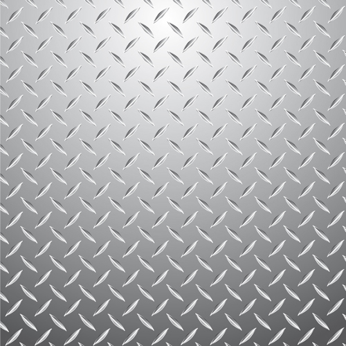 Metall texture elements background vector set 04