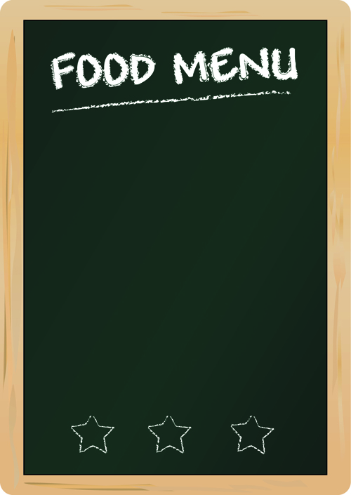 black menu vector background 04 for free download  free