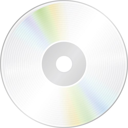 dvd disc design template vector graphic 05