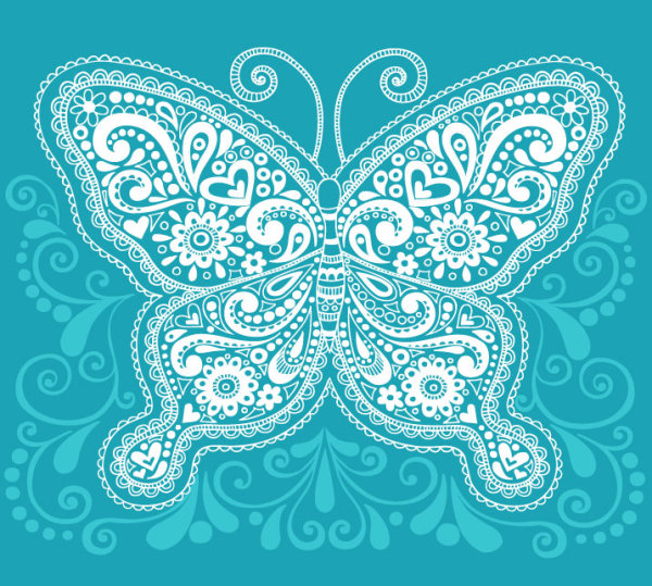 Floral Decorative Pattern Art Elements Vector 60 Free Download Inspiration Pattern Art