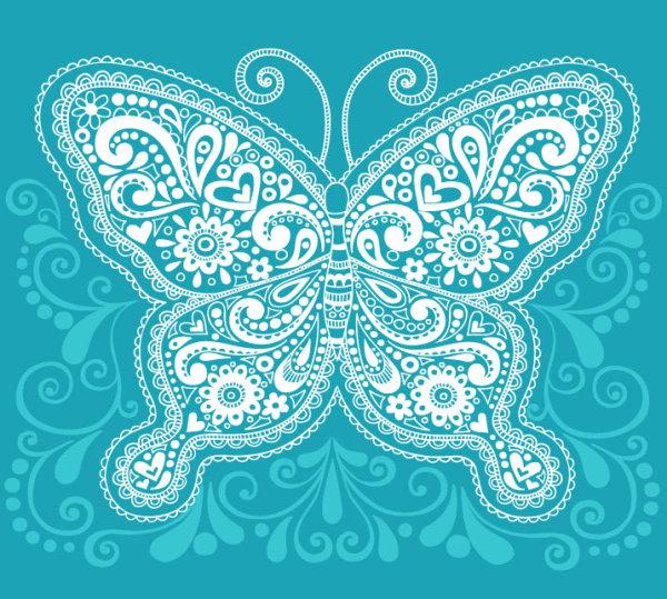 Floral Decorative Pattern Art Elements Vector 60 Free Download Inspiration Pattern Art