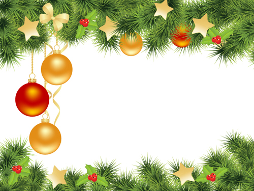 Vector Set Of Christmas Cards Backgrounds Art Free Download - Christmas cards templates free downloads