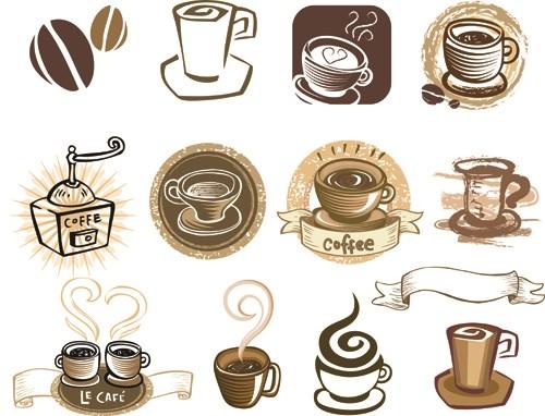 Vintage Coffee Logo Vintage Coffee Logo Design