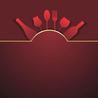 vector restaurant menu cover design 04 free download