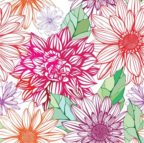 Pin Vivid Flowers on Pinterest