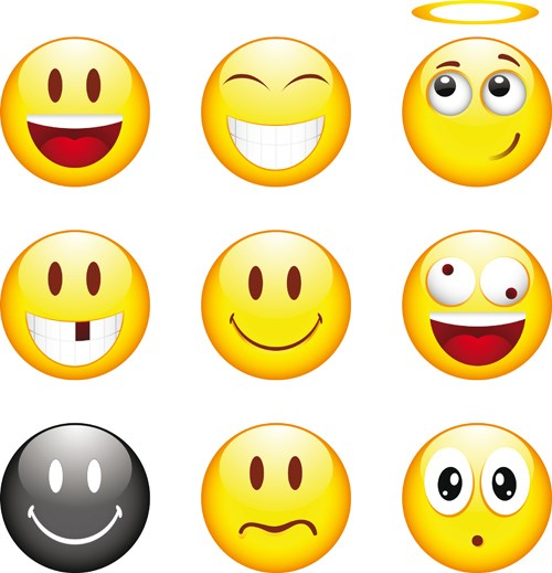 Funny Smile Emoticons vector icon 03 Emoticons Icons free download: funny-pictures.picphotos.net/funny-icons/cdn.buzznet.com*assets...