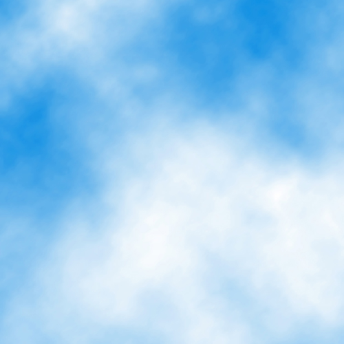 Blue Sky with clouds vector backgrounds 02