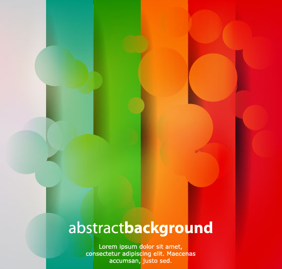Vector of Abstract elements background 05