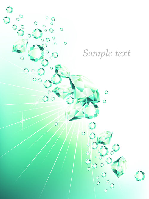 diamond vector background - photo #27