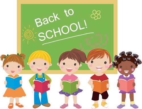 cute school backgrounds for powerpoint