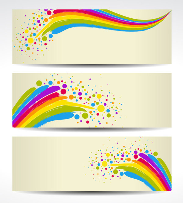 Color notes background 03 vector | Free download