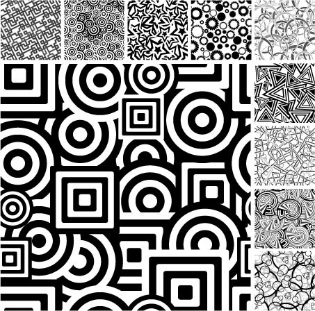 Black And White Graphics Background Vector Graphic Free