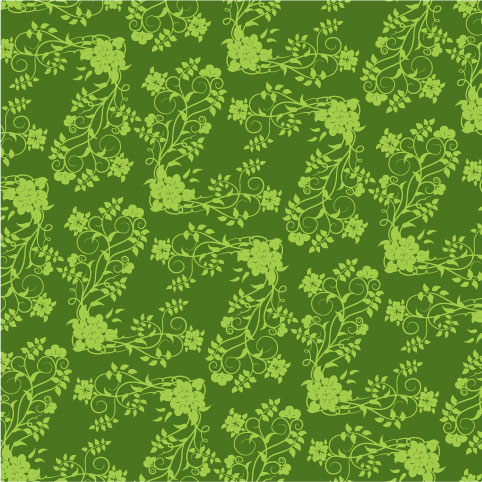 Abstract floral background 01 art vector