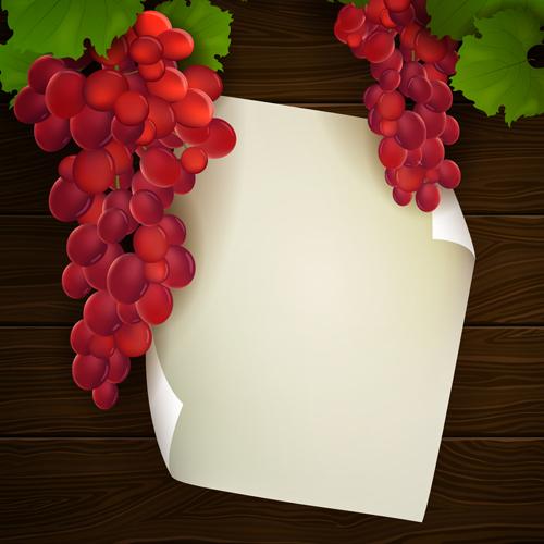 Autumn Harvest backgrounds vector 01