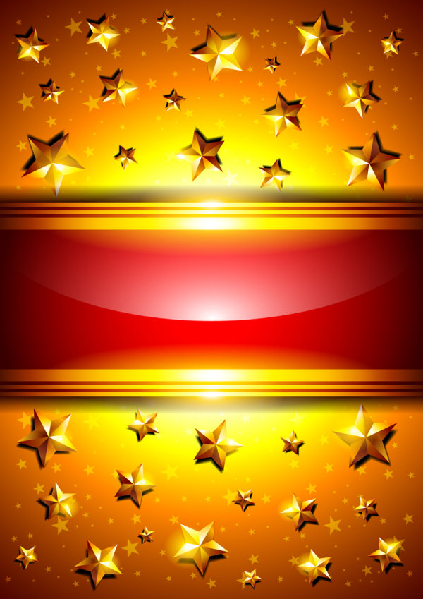 free vector Brilliant Halation background 02