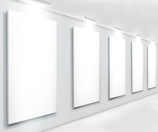 Panels and Spotlights elements vector 04