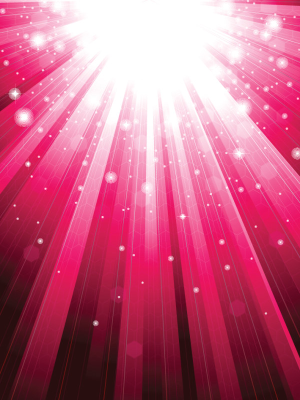 starlight background light vector graphic