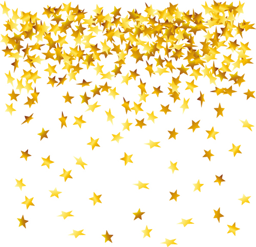 Different Stars Vector Backgrounds Set 01 on star powerpoint templates