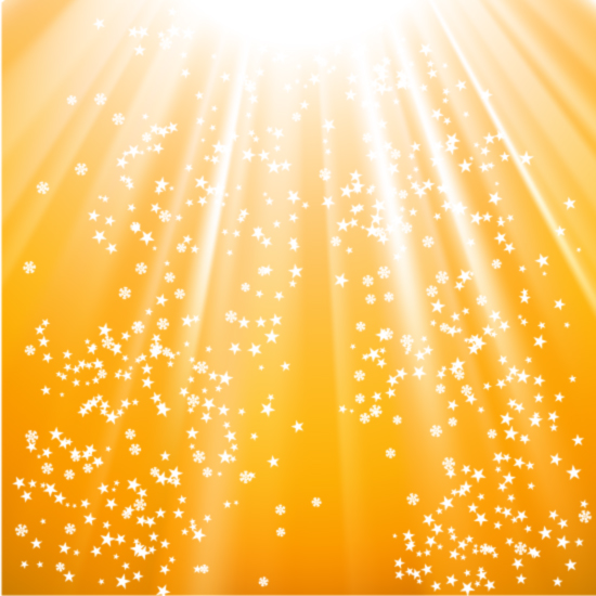 Sun Light Background Vector Free Download