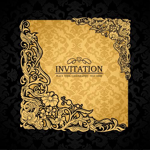 Elements of luxury invitation background vector 01 free download elements of luxury invitation background vector 01 stopboris Image collections