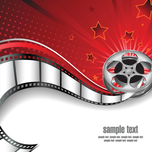Different Film And Movie Mix Vector 02 Free Download